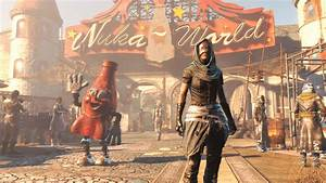 Check out Fallout 4's final DLC in commentated Nuka-World ...