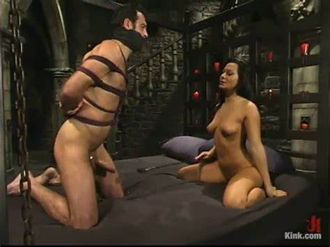 Negro Tranny Dominates Hubby For Webcamshow