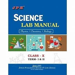 Science Lab Manual Xth Class Book At Rs 240   Piece