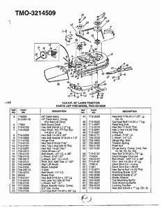 Yard Machine Drive Belt Diagram  U2014 Untpikapps