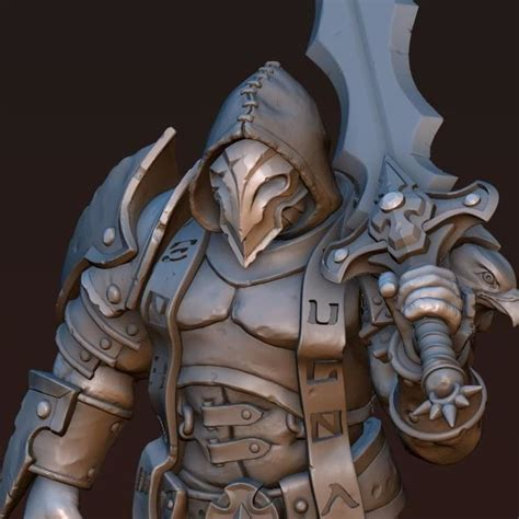 Inquisitor | CGTrader