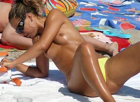 Teen Beach Tan Nude