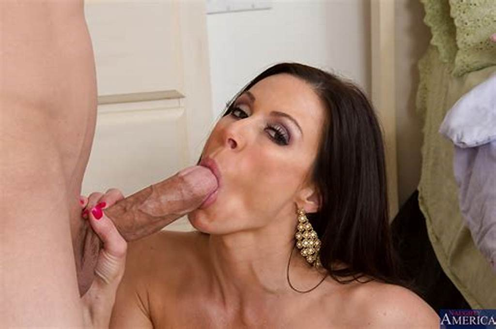 #Ravishing #Brunette #Milf #Gets #Woken #Up #With #A #Thick #Cock #In