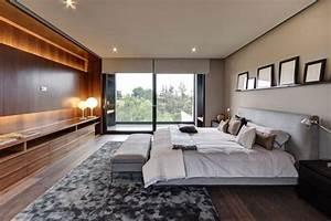 idees de chambre design 26 modeles surprenants et envoutants With salle de bain design avec décoration d une chambre à coucher adulte