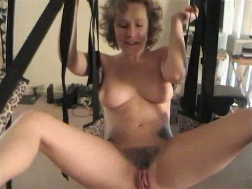 #Busty #Curly #Milf #Gets #Fucked #Properly #On #Sex #Swings