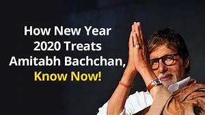 Amitabh Bachchan Birth Chart How New Year 2020 Treats Amitabh Bachchan Know Now