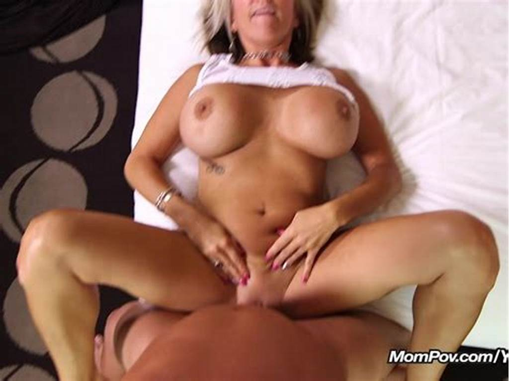 #Huge #Tits #Milf #Gets #Anal #Fuck #And #Facial