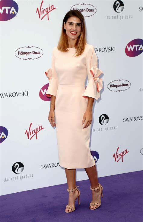 Irina begu, momente dramatice in fata bisexualei din tenis. SORANA CIRSTEA at Pre-Wimbledon Party in London 06/29/2017 ...