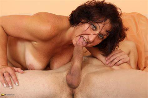 Perky Granny And Her Boytoy Infidelity Milf Wife Sex And Licking A Dildos Bf