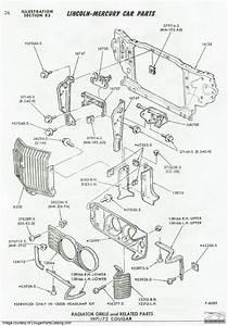 1971 Mercury Cougar Fuse Box