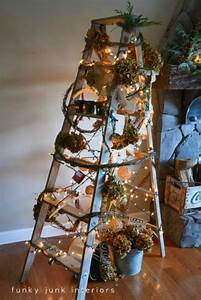 funky ladder tree inspiration