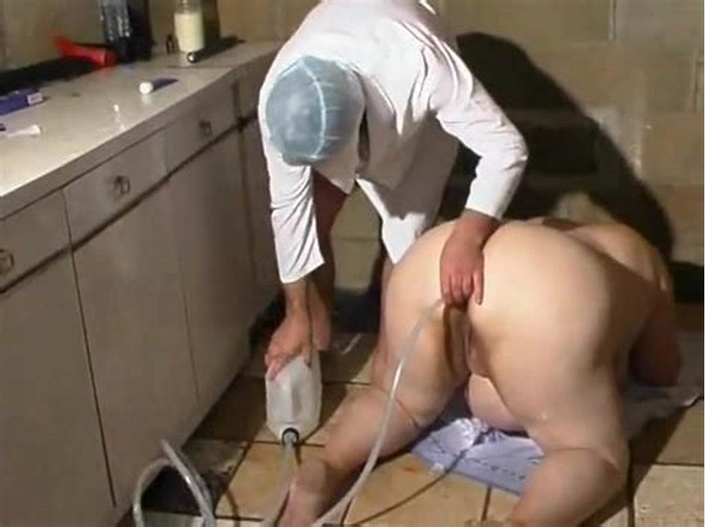 #Fat #Woman #Gets #An #Enema #And #A #Doggystyle #Fuck