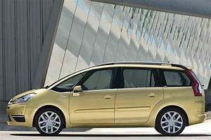 Fiche Technique Citroen C4 Grand Picasso 1 6 Hdi 110 2009