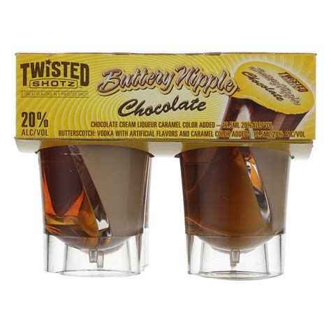 If you are the copyright owner for this file, please report abuse to 4shared. Twisted Shotz Chocolate Buttery Nipple - Lee's Discount Liquor