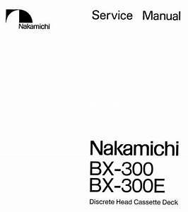 Nakamichi Bx