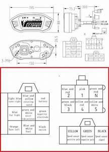 17  Universal Motorcycle Speedometer Wiring Diagram