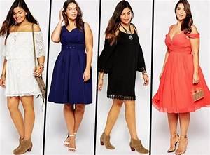 Robe Pour Femme Ronde : choisir sa robe quand on est ronde miss fashionista ~ Nature-et-papiers.com Idées de Décoration