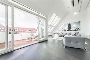 Penthouse In Berlin : minimalist penthouse apartment in berlin ~ Markanthonyermac.com Haus und Dekorationen