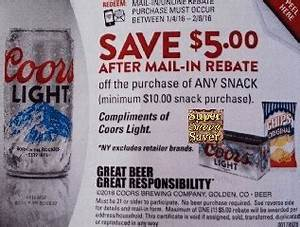 Walgreens Coors Light Coors Light Nbpr Mir Save 5 On 10 Of Any Snacks Online