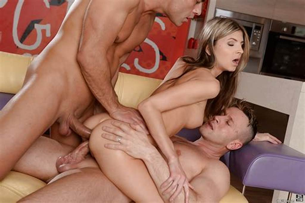 #Euro #Girl #Doris #Ivy #Stripped #Naked #For #Double #Penetration