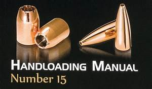 New Literature  Speer U0026 39 S Reloading Manual No  15 For