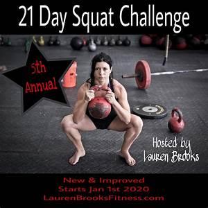 21 Day Squat Challenge