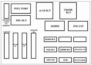 2008 Impala Relay Diagram