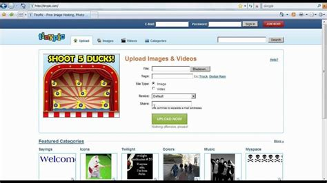 These 10 photo sharing sites are the best way to upload, store, and share your photographs with friends, relatives or potential clients. 10 Best Photo Sharing Websites 2019 - Best Free Photo ...