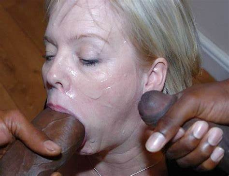 Granny Likes Giant Negress Dick Grandma Suck Meat