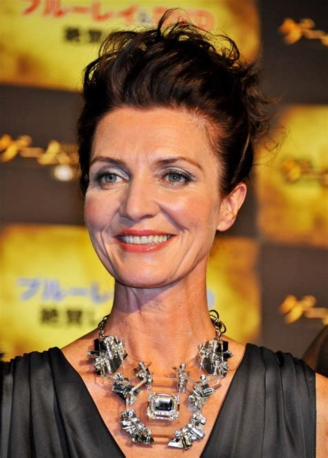 Michelle Fairley Hangs Out in Tokyo - Zimbio