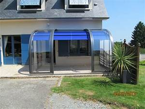 Abri De Terrasse Retractable : abris de terrasse en alu ~ Dailycaller-alerts.com Idées de Décoration