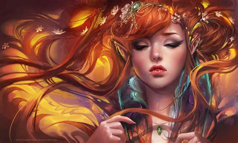 amazing beautiful digital art desktop wallpapers