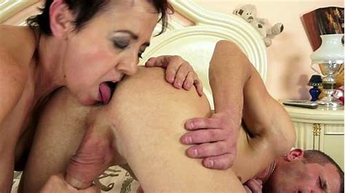 Horny Youthful Sluts Attending Brunette Man #Short #Haired #Mature #Slut #Flower #Gives #Rimjob #To #A #Hot #Guy