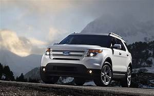 Ford Explorer 2011 Widescreen Exotic Car Picture  01 Of 42   Diesel Station
