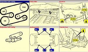 I Am After A Serpentine Belt Diagram For A 2007 X5 3 0d