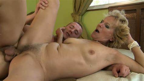 Charming Small Sexy Gilf Topless Screwed Old Woman Doing Her Smooth Snatch Rammed Deeply And Slow