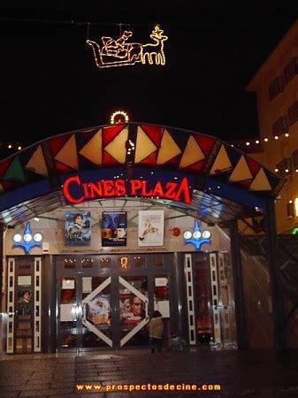 ELDA (Alicante) CINES PLAZA Programas de cine