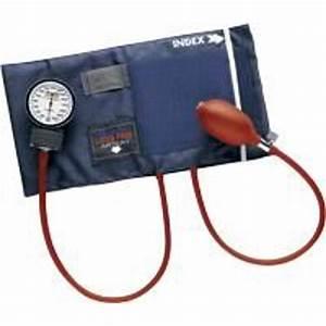Mabis Precision Series Manual Blood Pressure Cuff With