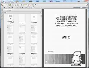 Cagiva Mito 125 - Service Manual