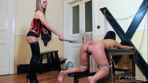 Mistress Flogging My Holes Natural Brutal Whipping Caning Cuckolding Smothering