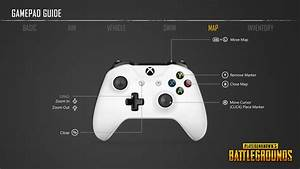 PlayerUnknown's Battlegrounds Controller Layout And ...