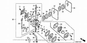 Honda Engines Gx100 Krmb Engine  Jpn  Vin  Gcanm