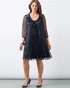 Robe Pour Femme Ronde : robe chic grande taille pas cher vetement femme ronde ~ Nature-et-papiers.com Idées de Décoration
