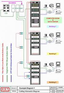 Network Wiring Diagrams