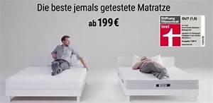 Beste Getestete Matratze : test matratzen testwatch ~ Watch28wear.com Haus und Dekorationen