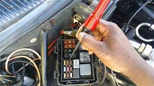 96 Impala S Fuse Box