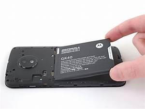 Motorola Moto E5 Play Battery Replacement