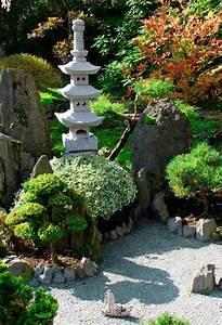 Pflanzen Japanischer Garten : zen garten anlegen leichter als sie denken ~ Lizthompson.info Haus und Dekorationen