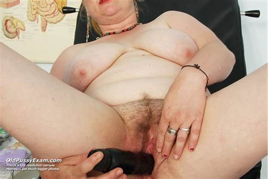 #Jindra #Mature #Old #Pussy #Gyno #Exam