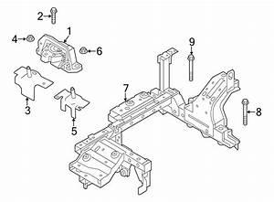 Ford Focus Engine Mount Bracket  Motor Mounts